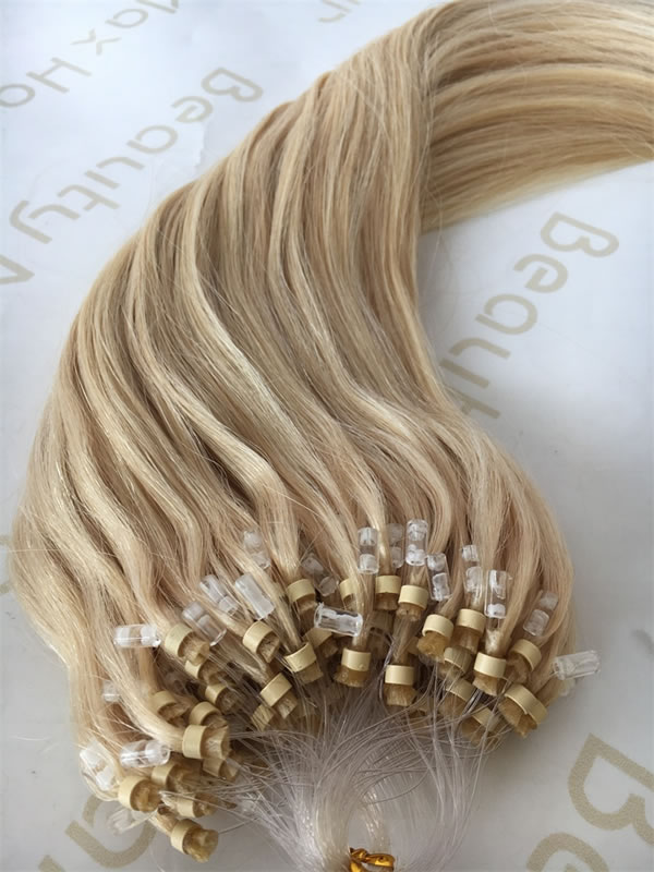 Micro Loop Hair Extensions Beautymax Hair