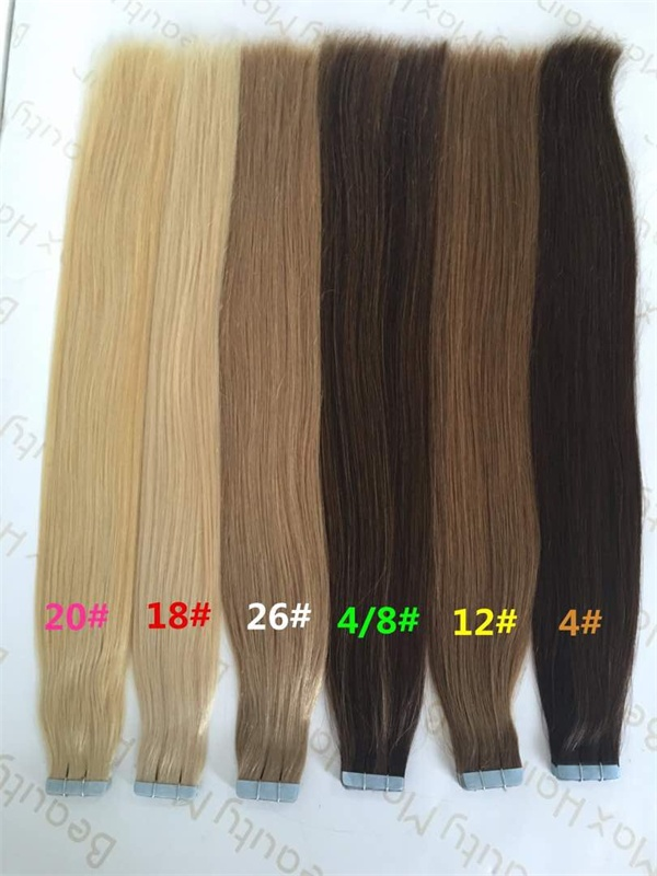 Tape In Hair Extensions 69 Beautymax Hair