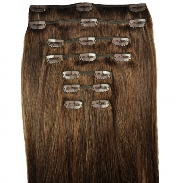 Clip In Hair Extensions 20 Beautymax Hair